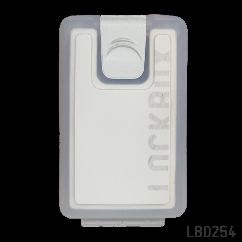 Lockbox Transp-Blancas