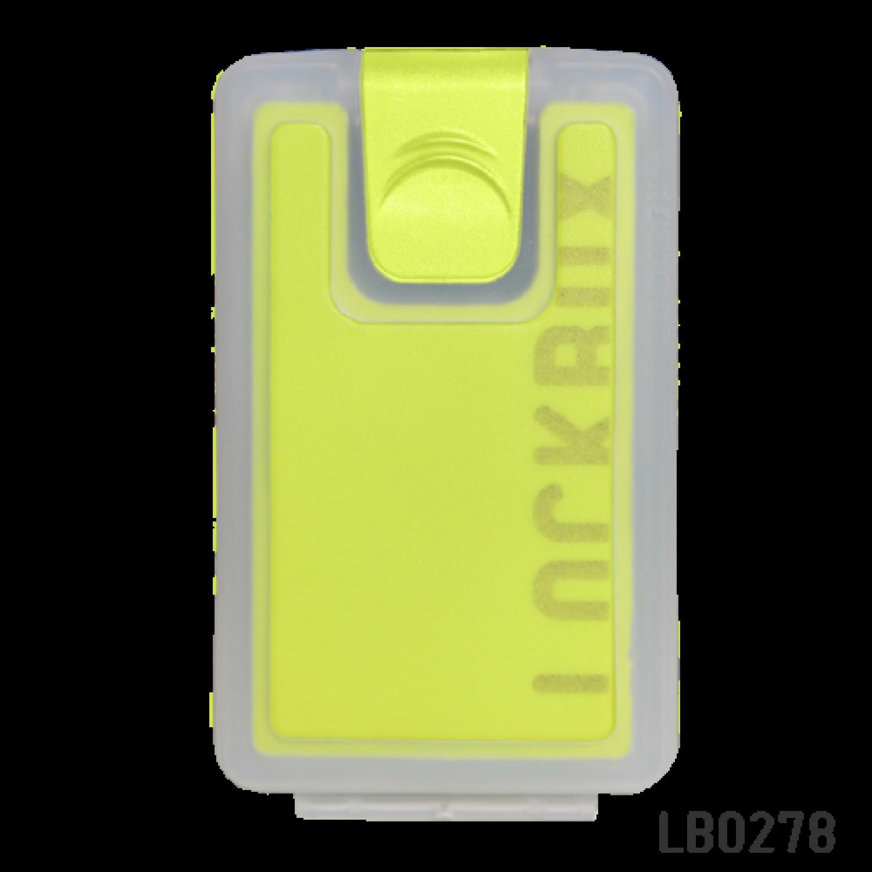 Lockbox Transp-Verdes