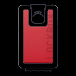 Carcasa Roja Lockbox
