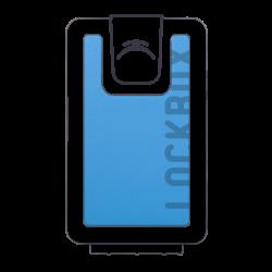 Carcasa Azul Lockbox