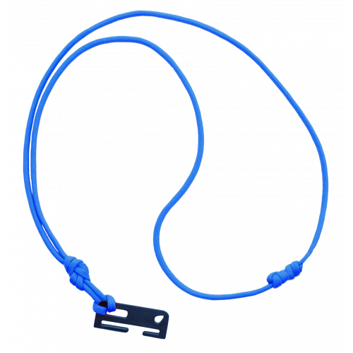 Lanyard Lockbox '18 azul