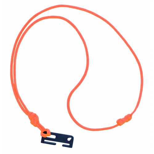 Lanyard Lockbox '18 naranja
