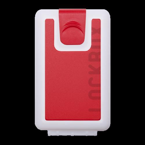 Lockbox WS Color Shells rojo