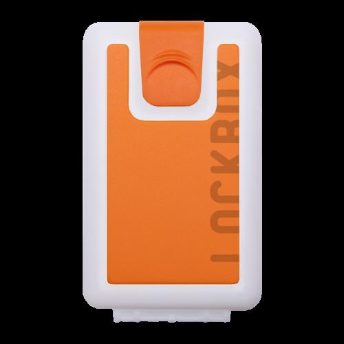 Lockbox WS Color Shells naranja