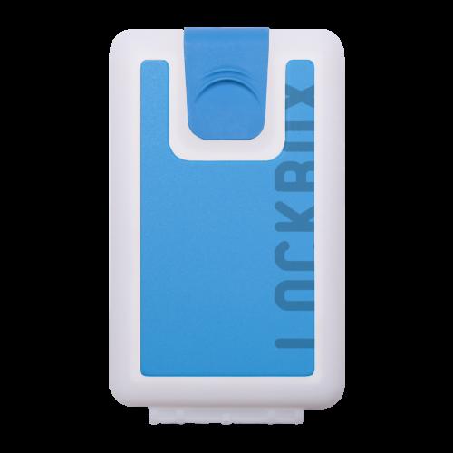 Lockbox WS Color Shells azul