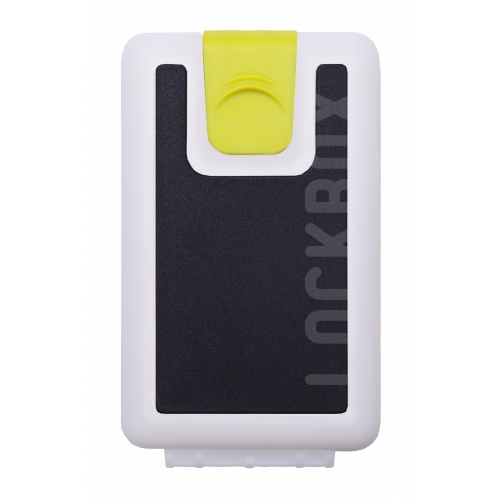 Lockbox WS Black Shells clip verde