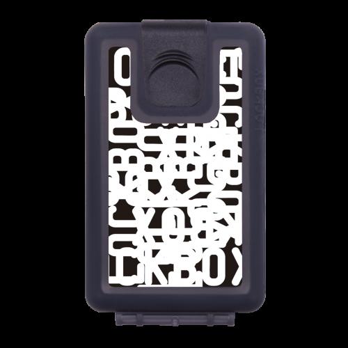 Lockbox Vinilo Logo B&N