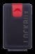 Lockbox BS Black Shells clip rojo