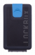 Lockbox BS Black Shells clip azul