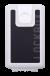 Lockbox WS Black Shells clip blanco