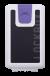 Lockbox WS Black Shells clip lila