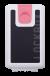 Lockbox WS Black Shells clip rosa