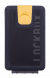 Lockbox Basic Black negra clip amarillo
