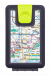 Lockbox Metro Barcelona. Clip cierre verde.